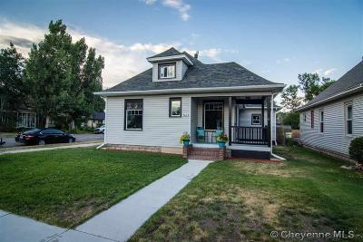 Original City Single Family Home For Sale: 2623 Central Ave