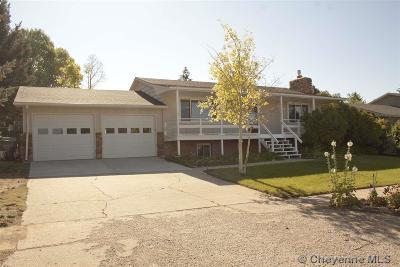 Laramie Single Family Home For Sale: 2071 N 15th St