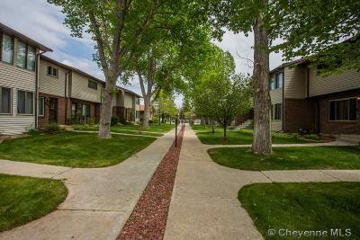 Cheyenne Condo/Townhouse For Sale: 5438 Walker Rd