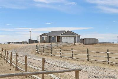 Carpenter Single Family Home For Sale: 3913 Blue Sky Rd