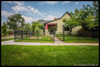 Cheyenne Single Family Home Temp Active: 800 E 21st St