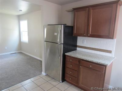 Cheyenne Single Family Home For Sale: 701 W Fox Farm Rd
