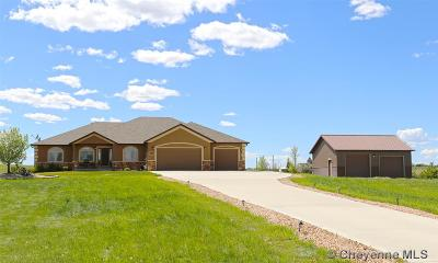 Cheyenne WY Single Family Home For Sale: $649,000