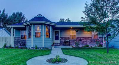 Cheyenne WY Single Family Home Temp Active: $365,000