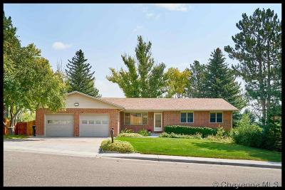 Cheyenne WY Single Family Home For Sale: $363,000