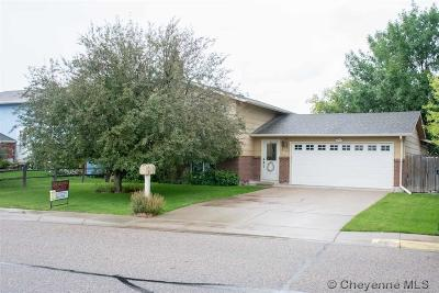 Cheyenne WY Single Family Home For Sale: $218,000
