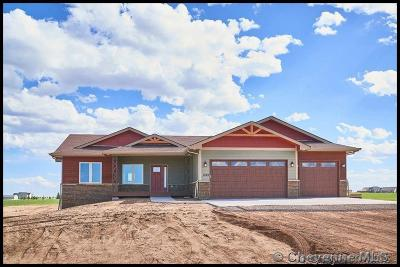 Cheyenne WY Single Family Home For Sale: $455,000