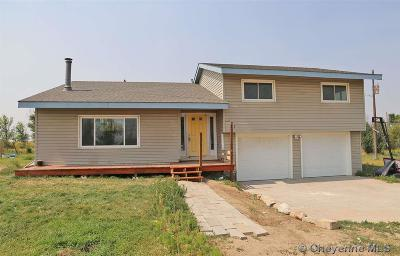 Cheyenne WY Single Family Home Temp Active: $280,000