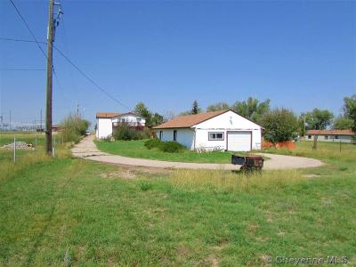 Cheyenne WY Single Family Home Temp Active: $370,000