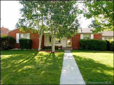 Cheyenne WY Single Family Home Temp Active: $379,000