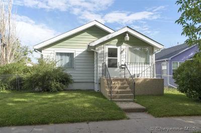Original City Single Family Home For Sale: 702 E 8th St