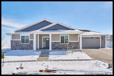 Pointe Single Family Home Contingency: 1355 Jack Ln