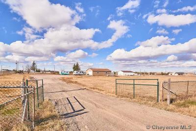 Cheyenne WY Residential Lots & Land For Sale: $199,900