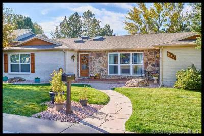 Western Hills Single Family Home For Sale: 817 Silver Sage Ave