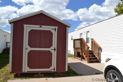 Cheyenne Mobile Home For Sale: 505 Williams St #62