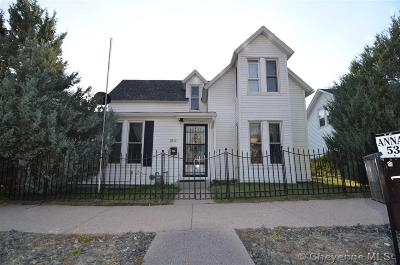Original City Single Family Home For Sale: 2514 Reed Ave