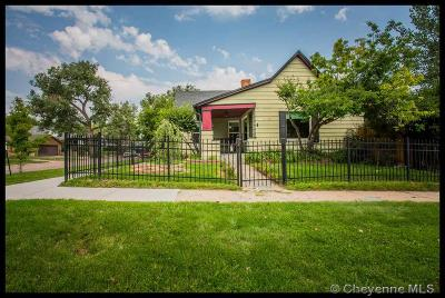 Original City Single Family Home For Sale: 800 E 21st St
