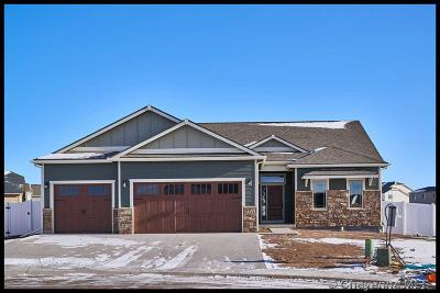Saddle Ridge Single Family Home For Sale: 3708 Rustic Rd