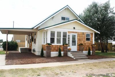Burns Single Family Home For Sale: 201 First St