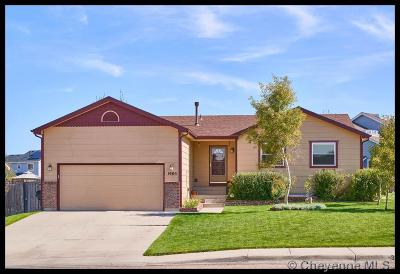Cheyenne WY Single Family Home For Sale: $322,000