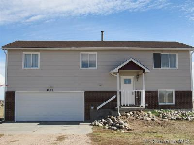 Cheyenne WY Single Family Home For Sale: $290,000