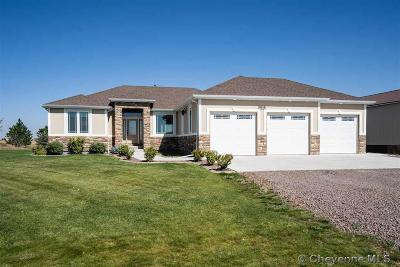Cheyenne WY Single Family Home Temp Active: $499,000