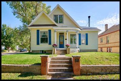 Cheyenne WY Single Family Home Temp Active: $259,900
