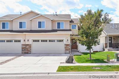 Cheyenne WY Single Family Home Temp Active: $239,900