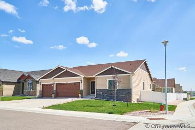 Saddle Ridge Single Family Home Contingency: 3814 Blue Sage Rd