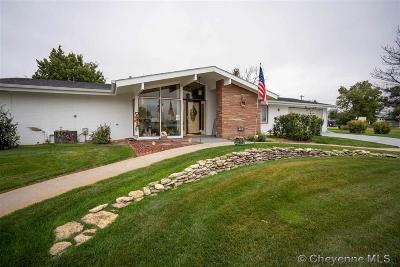 Pine Bluffs Single Family Home For Sale: 202 W 6th St