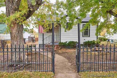 Cheyenne Single Family Home For Sale: 817 E 8th St