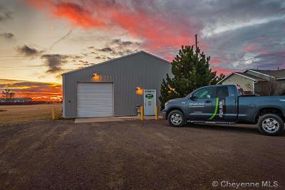 Cheyenne Commercial For Sale: 6160 Rawhide Ridge
