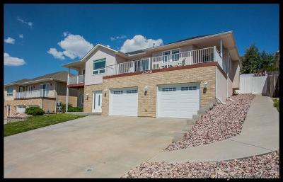 Cheyenne Single Family Home For Sale: 2530 Foothills Rd