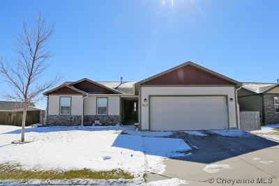 Cheyenne Single Family Home For Sale: 913 Melody Ln