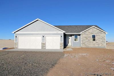 Cheyenne Single Family Home Temp Active: 584 Chimney Rock Loop