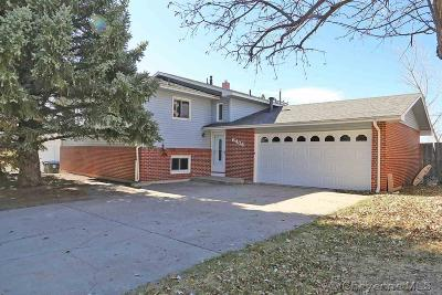 Cheyenne Single Family Home Temp Active: 6404 Kevin Ave