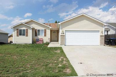 Cheyenne Single Family Home Temp Active: 1626 Jazz Dr