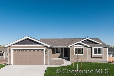 Cheyenne WY Single Family Home For Sale: $286,900