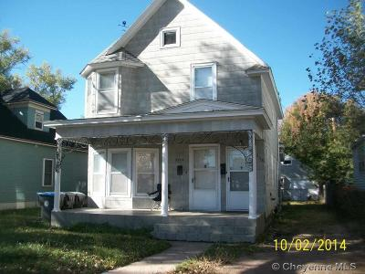 Original City Multi Family Home For Sale: 2716 Warren Ave