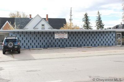 Cheyenne Commercial For Sale: 219 E 20th St #CDE