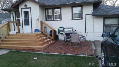 Original City Single Family Home For Sale: 2310 Duff Ave