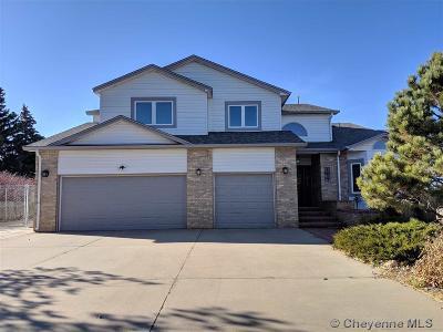 Laramie Single Family Home For Sale: 1482 Frontera