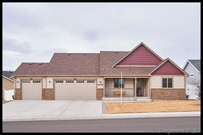 Saddle Ridge Single Family Home Contingency: 6906 Snowy River Rd