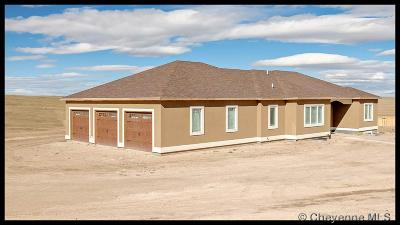Cheyenne WY Single Family Home For Sale: $440,000