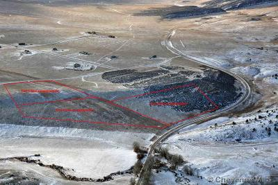 Cheyenne Residential Lots & Land For Sale: Tract 4 Harriman Rd