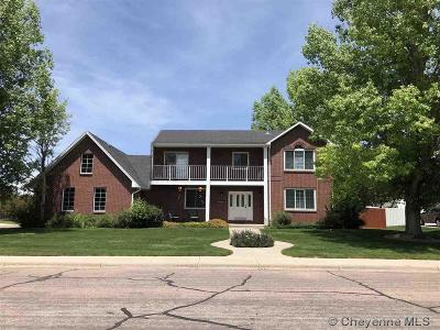 Cheyenne WY Single Family Home Temp Active: $477,950