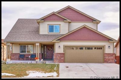 Cheyenne WY Single Family Home Temp Active: $360,000