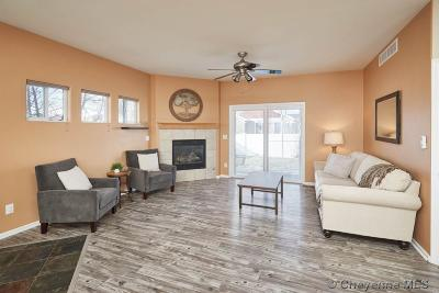 Cheyenne WY Single Family Home Temp Active: $289,900