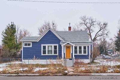 Original City Single Family Home For Sale: 2222 Seymour Ave