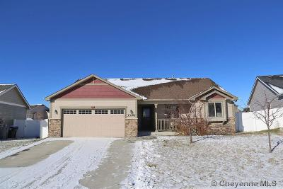 Saddle Ridge Single Family Home For Sale: 3308 Fire Side Dr
